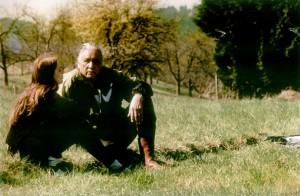 Lame Deer und Maria 1997